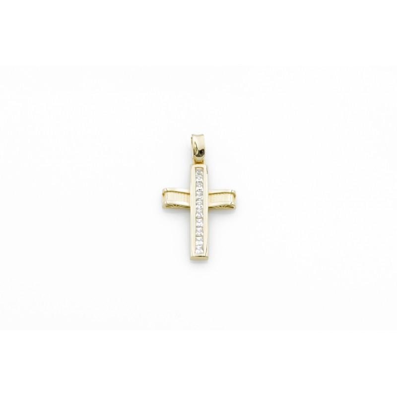 Σταυρός με Ζιργκόν 67795