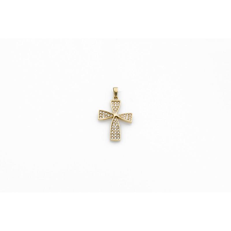 Σταυρός  με Ζιργκόν 92883