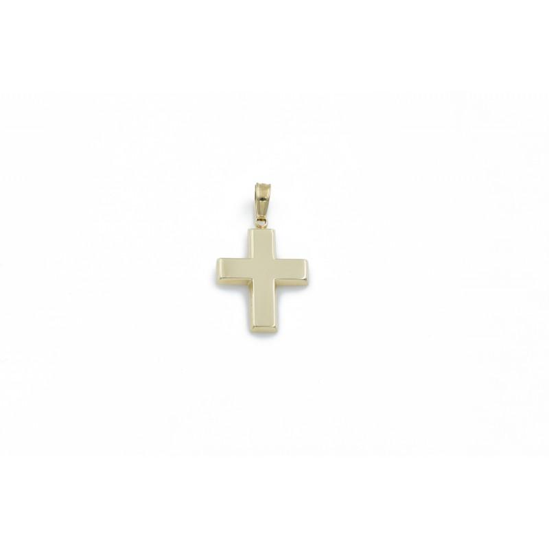 Κίτρινος σταυρός κλασικός 47172
