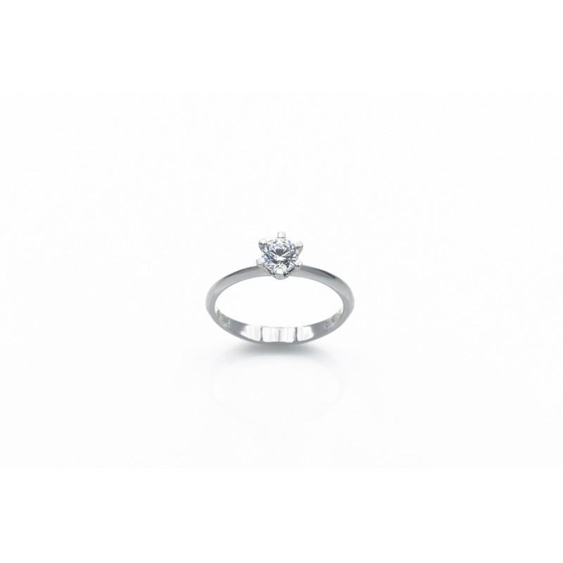 Δακτυλίδι μονόπετρο 95120