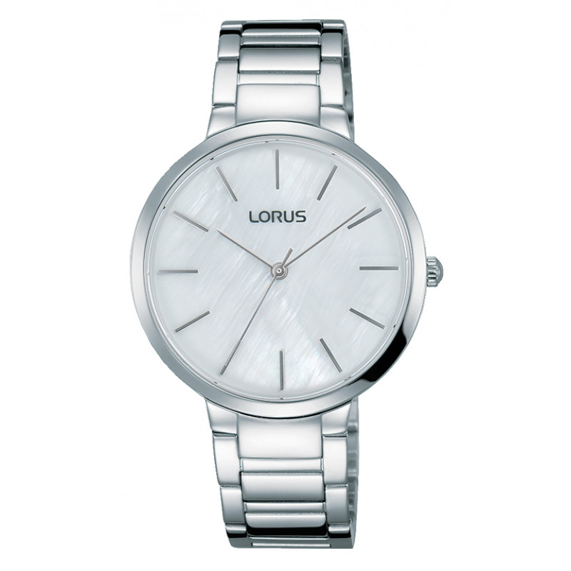 Lorus Classic Stainless Steel Ladies Watch RH809CX9