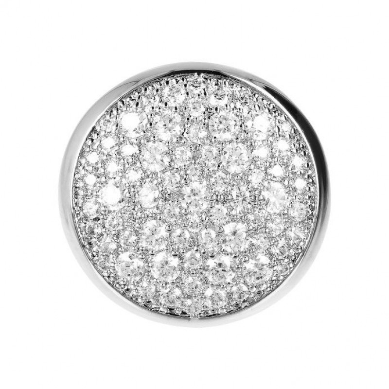 Bronzallure Ring White cz WSBZ01036W.W/Size 52
