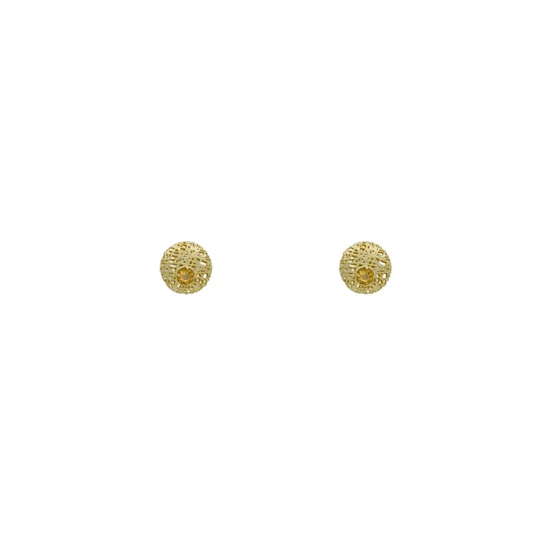 Gold k14 Earings 67660