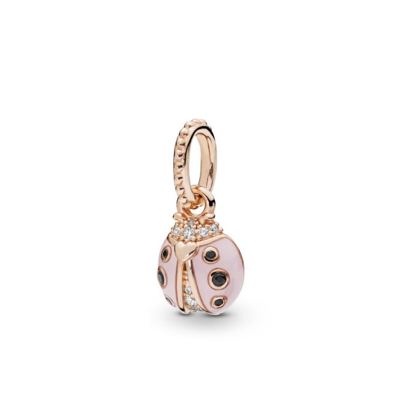 Ladybug Pandora Rose 387909EN160