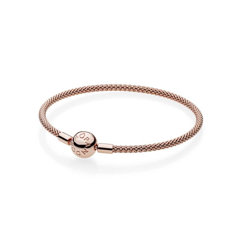 Pandora Rose Mesh bracelet 586543