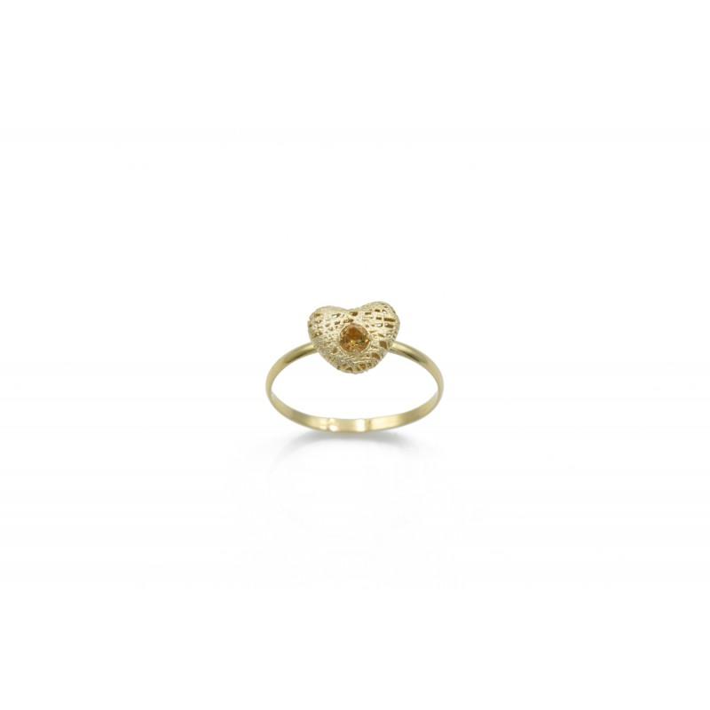 Δακτυλίδι καρδιά 67656