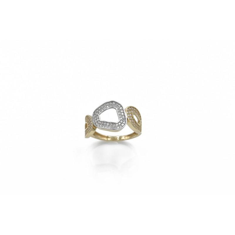 Δακτυλίδι Διμεταλλικό 87892