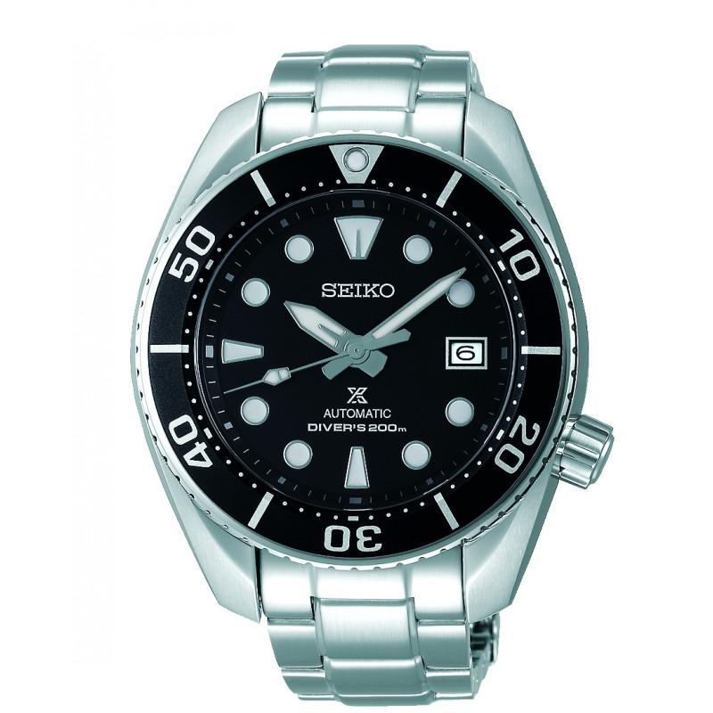 Seiko Prospex Sea Chrono Black SPB101J1