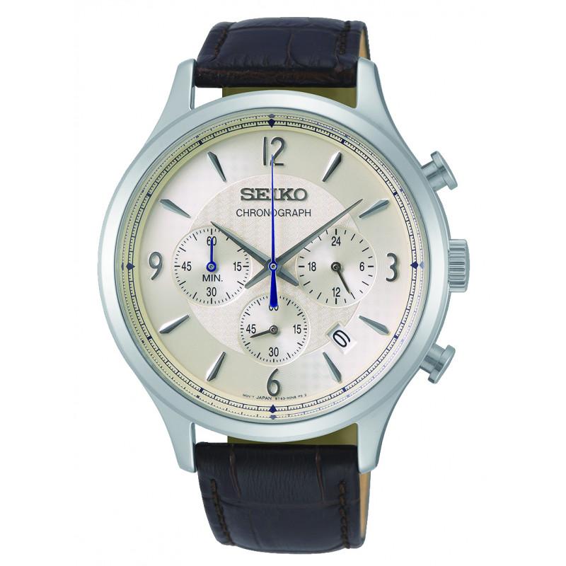 Seiko Chronograph SSB341P1