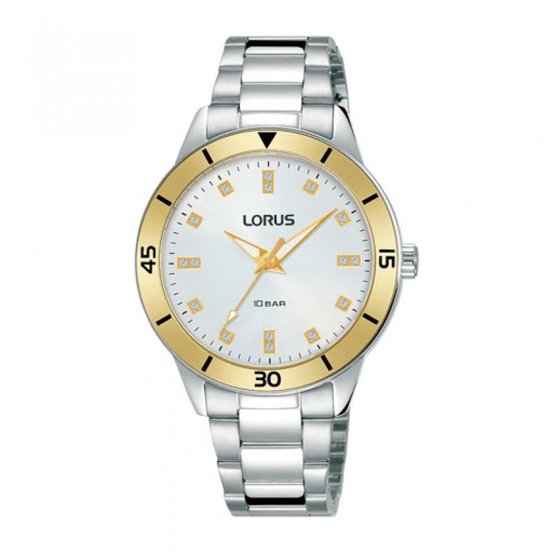Lorus Blue Ladies Watch RG215RX-9